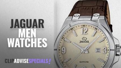 10 Best Selling Jaguar Men Watches: Jaguar Daily Classic gentles watch chronograph