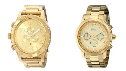 Top 4 Best Gold Watches for Men 2020