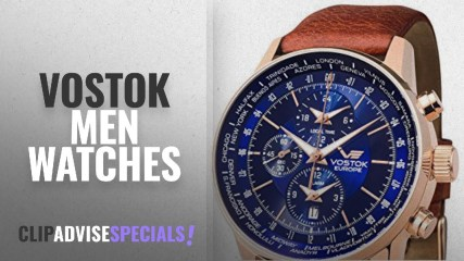 10 Best Selling Vostok Men Watches