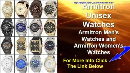 Armitron Watches Multi-Function Collection Armitron watches for men Watch authentic watches Youtube