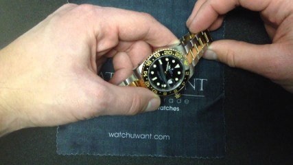 Rolex GMT-Master II 116713 Two-Tone Luxury Watch Review