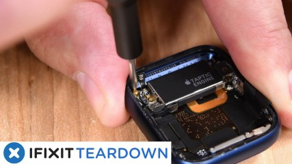 Apple Watch Series 6 Teardown: All the Improvements Apple Didn't Mention!