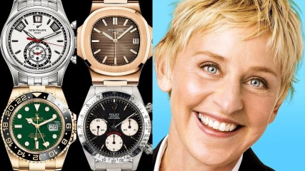 Ellen DeGeneres Watch Collection - Rated from 1 to 10!