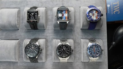 TWC Reviews: Tag Heuer Special Edition Watches