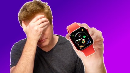 I SHOULD NOT Have Bought The Apple Watch Series 6 (Product Red)
