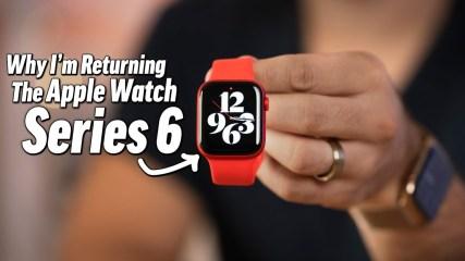 Apple Watch Series 6 - Long Term Honest Review