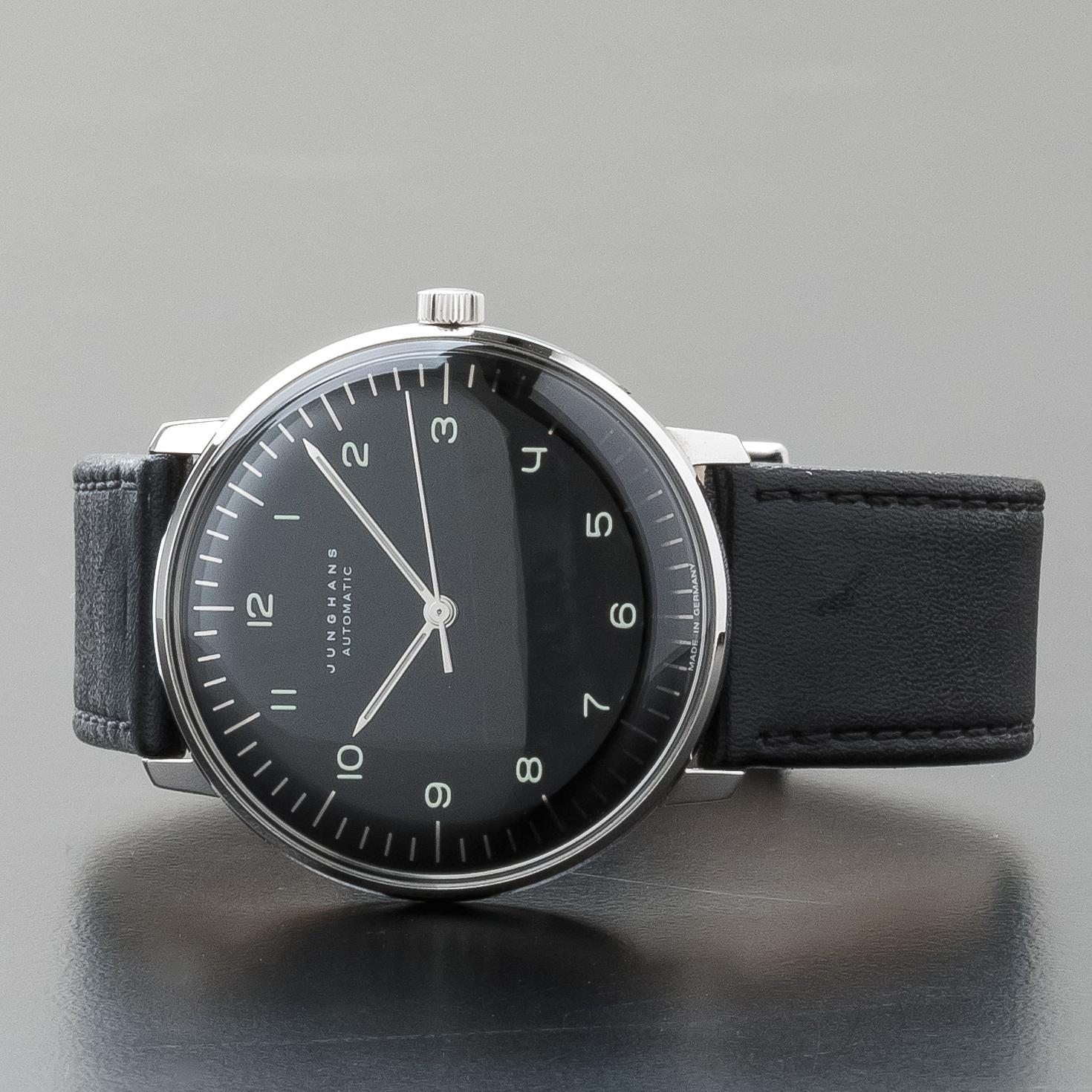 Junghans Max bill Automatic Black 027/3400.00