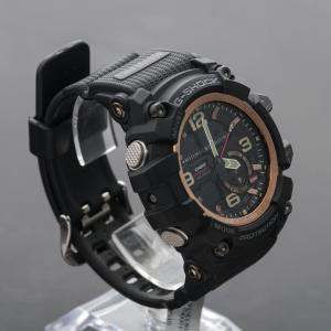 CASIO G-SHOCK Black & Gold MUDMASTER GG-1000RG-1AER Mens