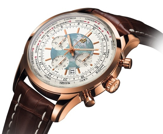 ef3f938208a Baselworld 2017 Breitling Launches New Traveler S Watches Diver. Travelers  Wrist Watch