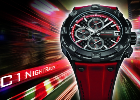 Concord C1 NightRacer Limited Edition Watch  Watch Review