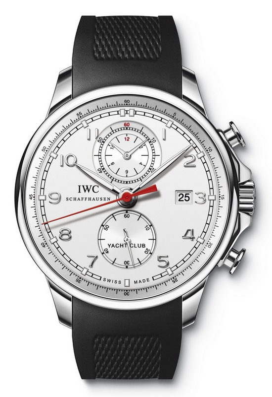 IWC Portuguese Yacht Club Chronograph Watch Watch Review