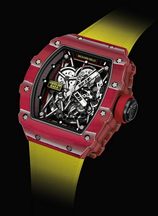 Richard Mille RM 35-02 Rafael Nadal – The First Automatic Watch Made for the Spanish Tennis Player | Watch Review