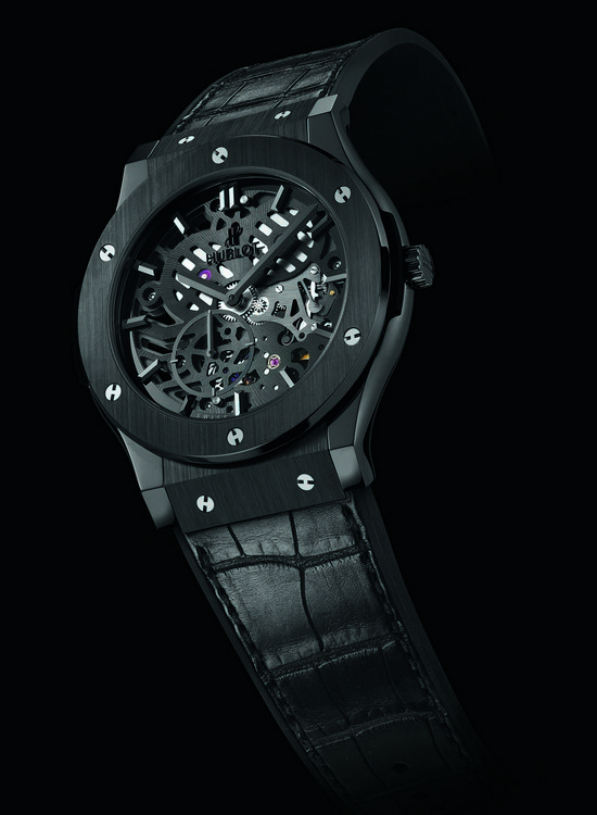 SIHH 2013 Review Hublot Presents New Classic Fusion