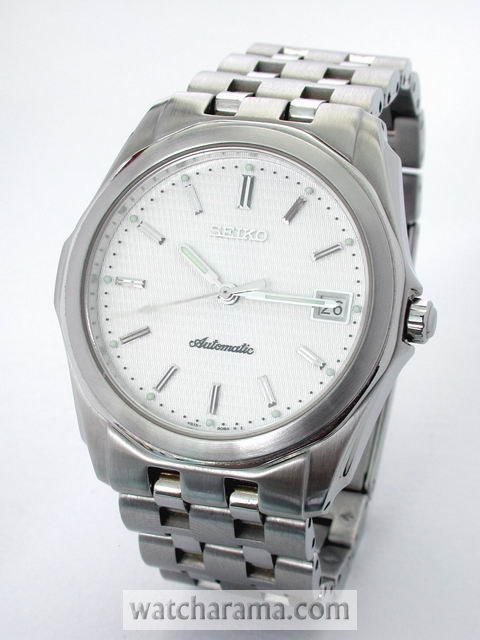 Seiko 'Swiss' 4S15 Automatic Steel