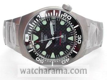 Seiko SKZ205 Anniversary Titanium Diver