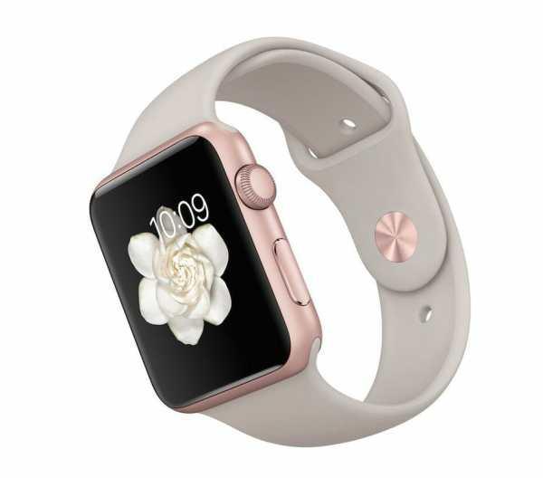 Apple watch bandjes - Apple watch rubberen sport bandje - stone-004