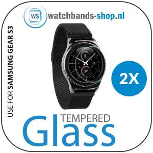 Samsung Gear S3 screen protector