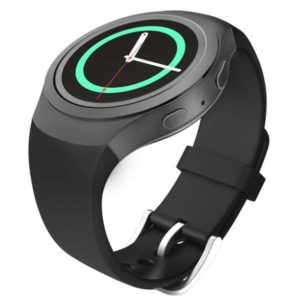 Samsung Gear S2 bandje silicone zwart_009
