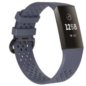 Fitbit Charge 3 bandje sport SMALL – grijs