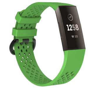 Fitbit Charge 3 bandje sport SMALL – groen