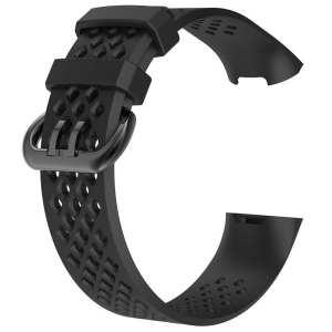 Fitbit Charge 3 bandje sport SMALL – zwart_1002