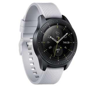 Samsung Gear Sport bandje Galaxy Watch 42mm SM-R810 Galaxy Watch 42mm SM-R810 silicone grijs small_002