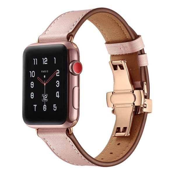 Leren-Apple-Watch-bandje-met-klassieke-goudkleurige-gesp-roze-1.jpg