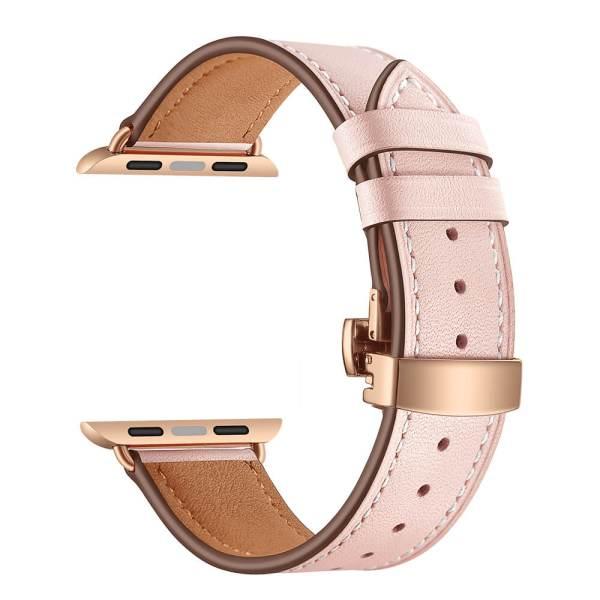 Leren-Apple-Watch-bandje-met-klassieke-goudkleurige-gesp-roze-4.jpg