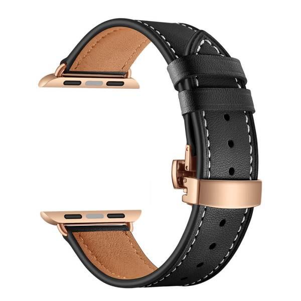 Leren-Apple-Watch-bandje-met-klassieke-goudkleurige-gesp-zwart-4.jpg
