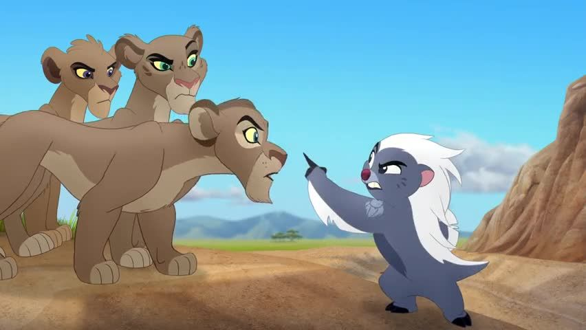 The Lion Guard Season 3 Episode 19 Return to the Pridelands | Watch cartoons online. Watch anime online. English dub anime