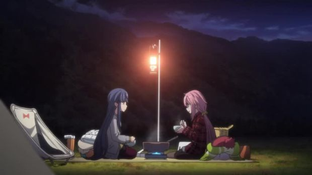 Image result for yuru camp