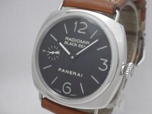 パネライ ラジオミールブラックシール PAM00183 CASE#4719