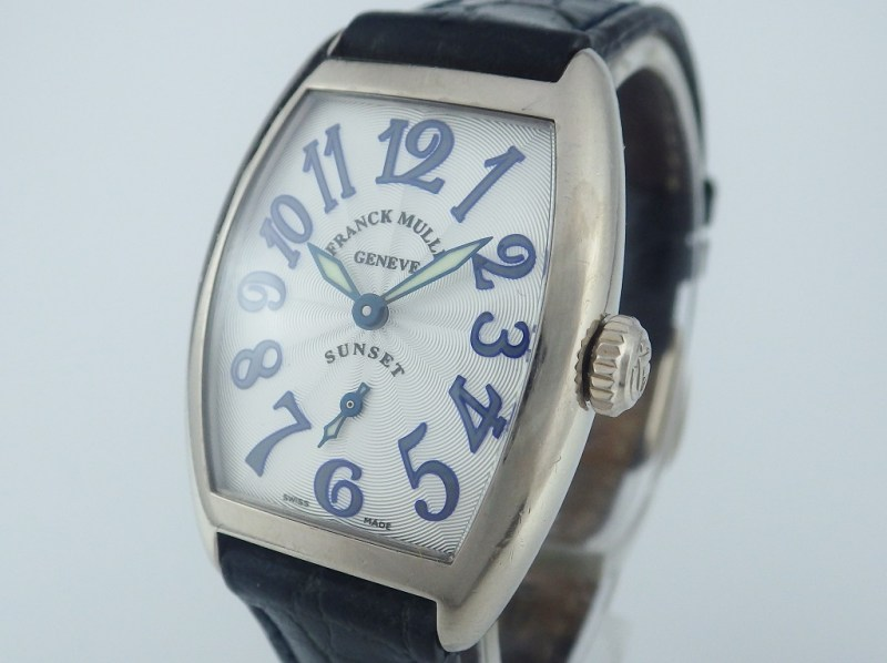 フランクミュラー サンセット 1750S6 CASE#5416