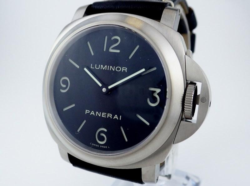 パネライ ルミノールベース PAM00176 CASE#6258