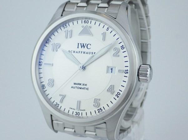 IWC マーク16 IW325505 CASE#6432