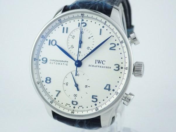 IWC ポルトギーゼクロノグラフ IW371446 CASE#6811
