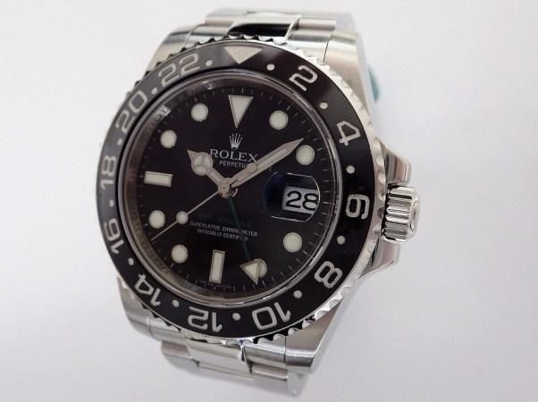 ロレックス GMTマスターⅡ 116710 CASE#10278