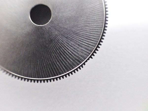 時計修理技術者コラムVol.31 歯車の不良と摩耗