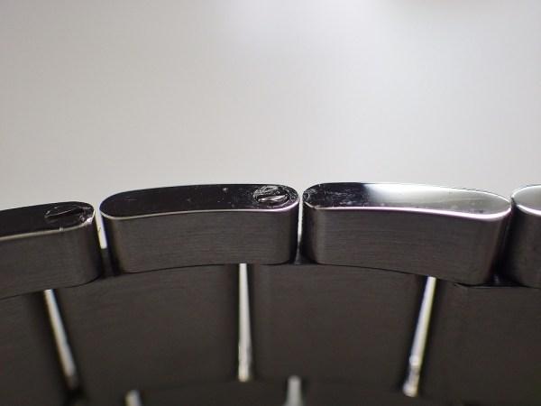 時計修理技術者コラムVol.42 ネジの修正~ロレックス ブレスレットネジ編~