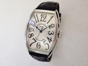 フランクミュラー トノーカーベックス 5850SC CASE#12170