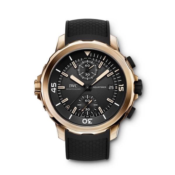 沙夫豪森 IWC 萬國表全新海洋時計系列手錶