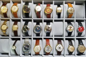 watch collection May 2019