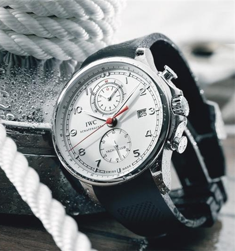 IWC Portuguese Yacht Club Automatic Chronograph Not Just