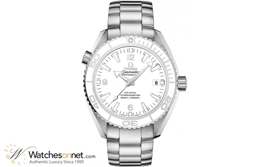 Omega Planet Ocean 232.30.42.21.04.001 Men's Stainless