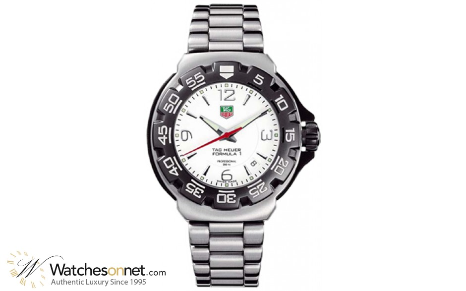 Tag Heuer Formula 1 WAC1111.BA0850 Men's Quartz Watch