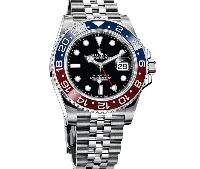 The Latest Model Is Housed In A Steel Oyster Case With A Thick Crown Protecting Device And A Rotating Crown Like Many Historical Watches It Is 40mm In