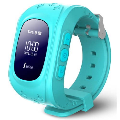 Smart Watch For Children Q50 GSM GPRS GPS Locator Tracker