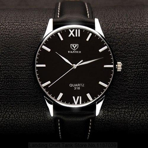 YAZOLE Wrist Quartz Watch for Men