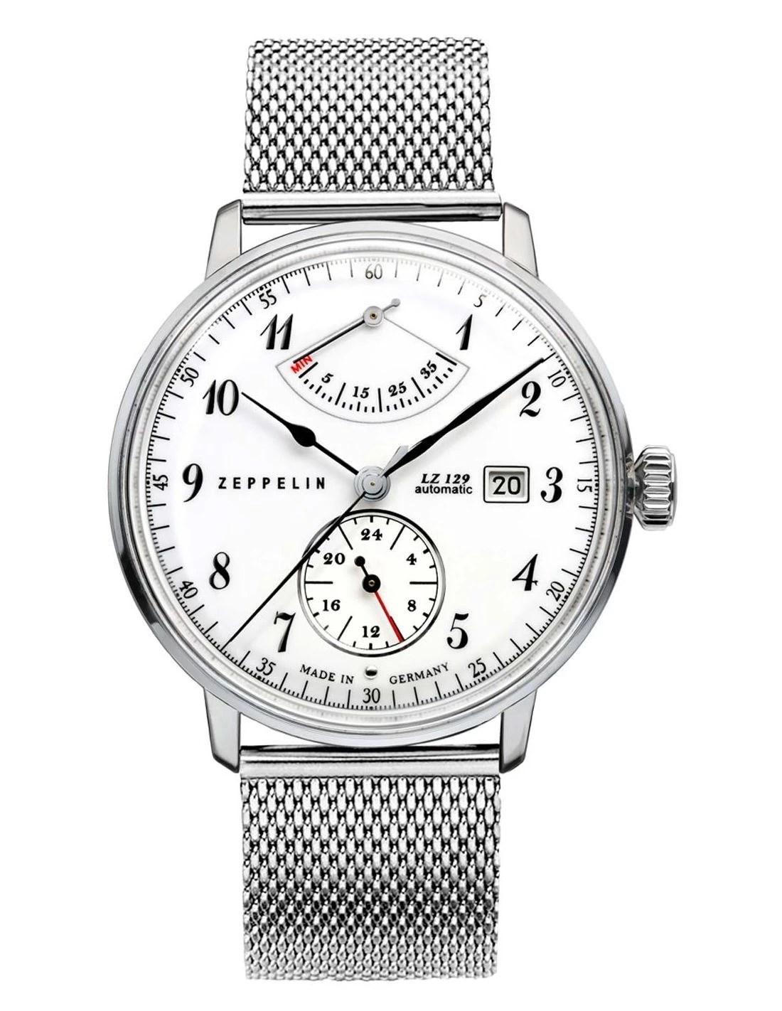 Zeppelin 7060M-1 LZ129 HIndenburg watch