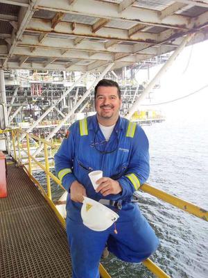 Greg Granero Oil Rig Scam